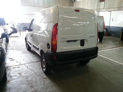 renault kangoo furgon 2017 financia $150000 sin interes (ma)