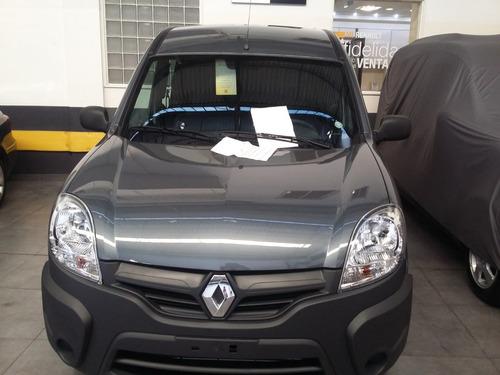 renault kangoo furgon 5 asientos contado o financiado (eac)