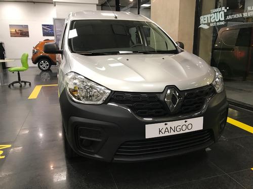 renault kangoo furgon confort 2 asientos 1.6 nafta 0km 2020