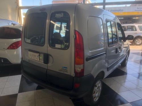 renault kangoo furgon equipado con gnc 5ta