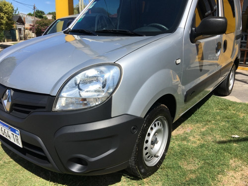 renault kangoo gran confort 1.6 16v 5 asientos c/gnc - 2016
