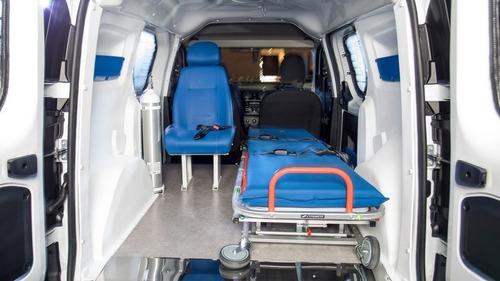 renault kangoo ii express confort 1.6  ambulancia (lg)