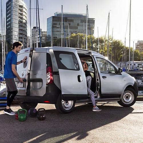 renault kangoo ii express confort 5a diesel 2020 0km rojo