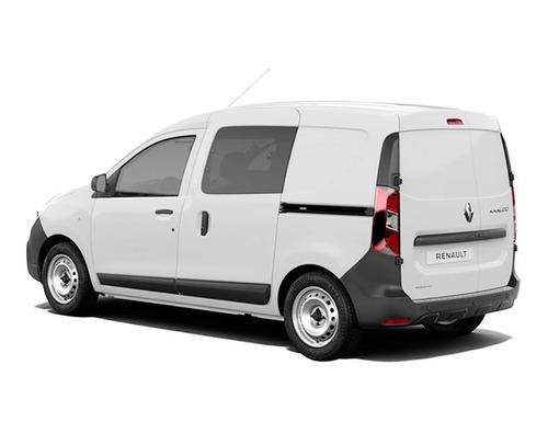 renault kangoo ii express furgon confort 2018 0km gris autos