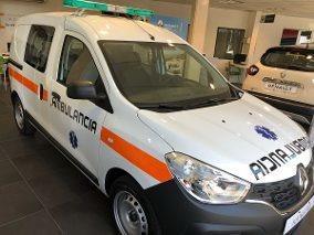 renault kangoo ii express profesional 1.6 sce ambulancia(jg)