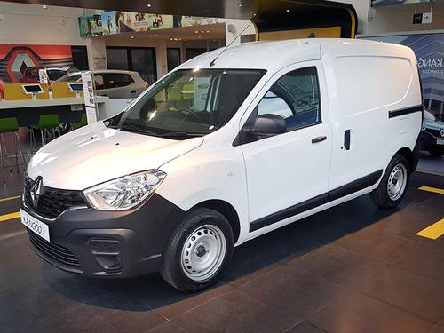 renault kangoo ii furgon 1.5dci 0km financiado anticipo