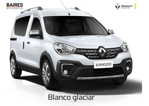 renault kangoo ii life 2020 0km plata contado financiado