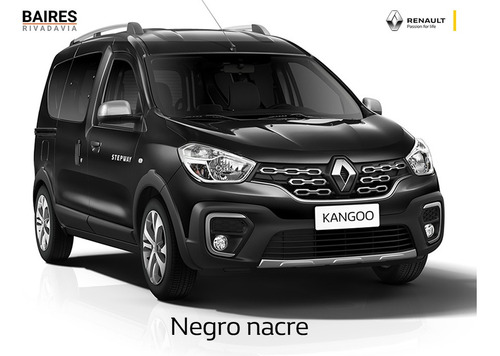 renault kangoo ii stepway diesel 2019 0km contado auto usado