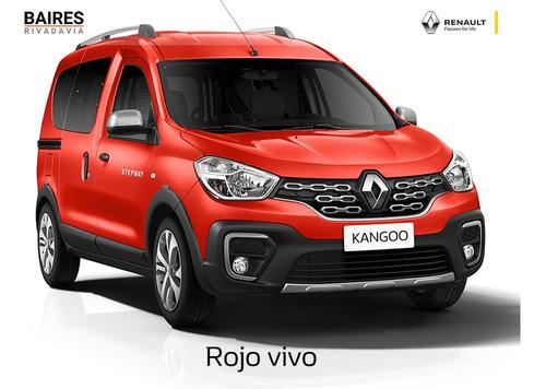 renault kangoo ii stepway diesel marrón  0km 2020 contado