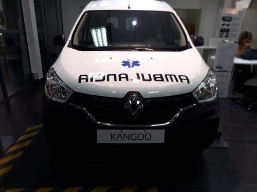 renault kangoo iiexpress confort  1.6 sce. ambulancia