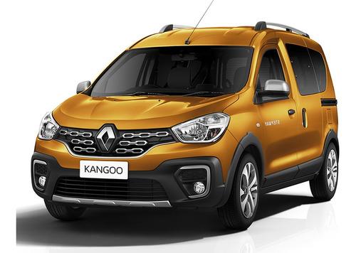 renault kangoo stepway 1.5 diesel ocre 0km 2020 contado