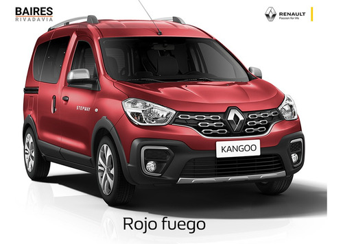 renault kangoo stepway 1.5 diesel plateado 0km 2020 contado