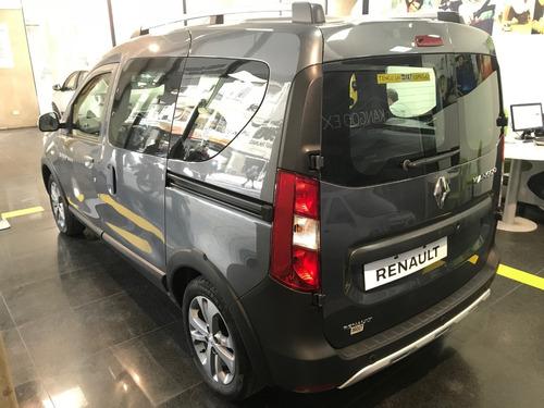 renault kangoo stepway 2019 1.5 diesel 0km sportway furgon