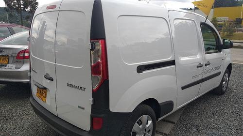 renault kangoo ze - electrica 100% - cargo - 2 pasajeros
