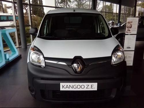 renault kangoo ze maxi 2 asientos 100% electrico (mb)