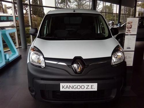 renault kangoo ze maxi electrica - entrega inmediata (dm)