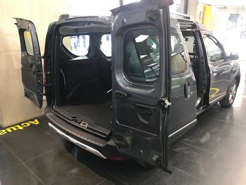 renault kangoo zen 2019 1.6 0km nafta no usada 18 furgon gnc