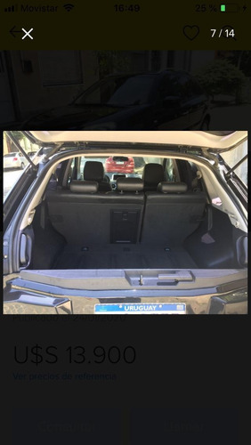 renault koleos 2011 2.5 privilege 4x4 cvt