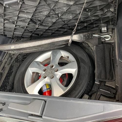 renault koleos 4x2 automático 2011 179000 negro excelente