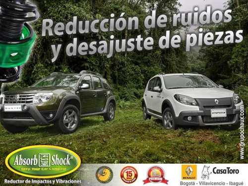 renault koleos / absorb-shock®