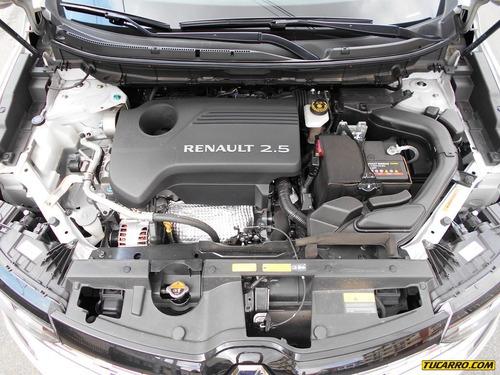 renault koleos intens tp 2500cc ct tc 4x4