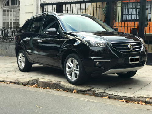 renault koleos privilege 4x4 manual