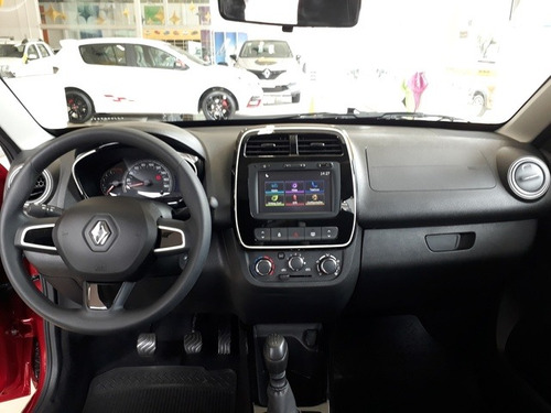 renault kwid 1.0 12v intense sce 5p completo 0km2019