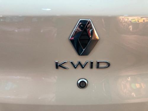 renault kwid 1.0 intens patentado oport hoy  (ls)