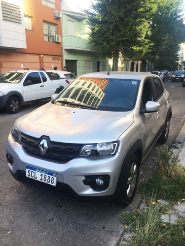 renault kwid 1.0 intense - extrafull con accesorios