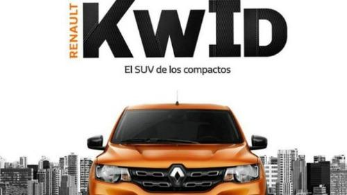 renault kwid 1.0 intense no vw no ford no fiat oferta ml!!!!