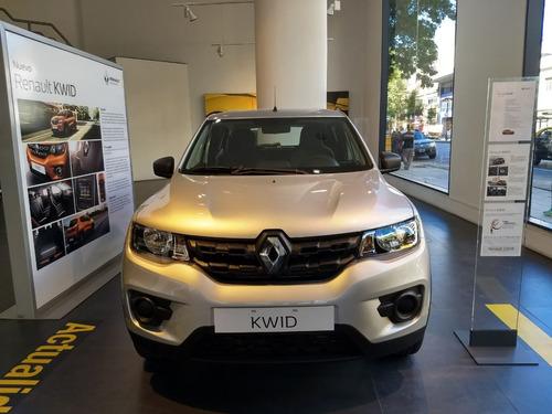 renault kwid 1.0 precio oferta $260000 intense 0km 2018 ml