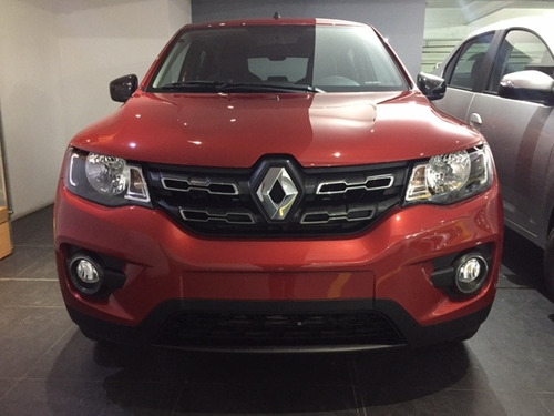 renault kwid 1.0 sce 66cv iconic 0km 2018 no up moby( os)...