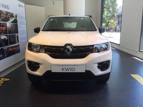 renault kwid 1.0 sce 66cv intense 160ml
