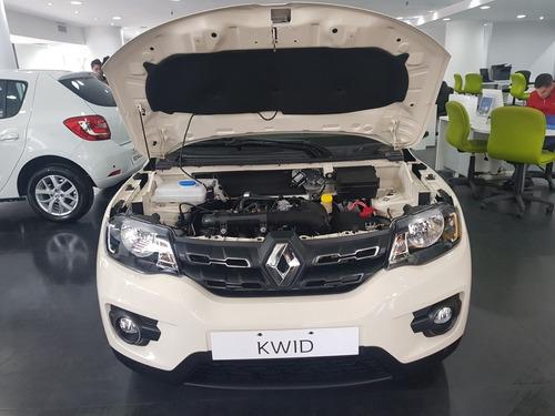 renault kwid 1.0 sce 66cv zen tasa 0% oferta contado auto jl