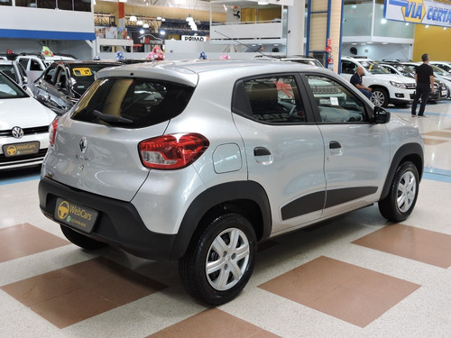 renault kwid 1.0 sce zen 12v flex - manual 2021
