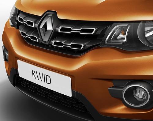 renault kwid iconic 0km 2018 beige contado financiado autos
