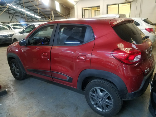renault kwid iconic excelente oportunidad kms reales!! (aes)