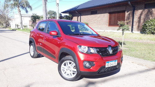 renault kwid intense 1.0 nafta 2018 financiado