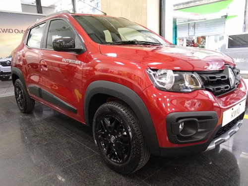 renault kwid outsider iconic intense zen 1.0 0km 2020 full