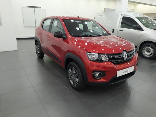 renault kwid  zen 1.0 financiamiento 100% solo con dni mr
