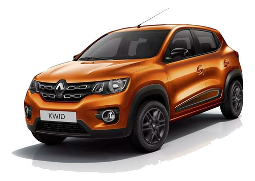 renault kwid zen 100% financiado