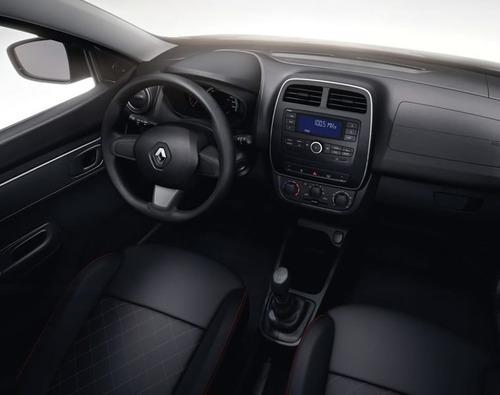 renault kwid zen 2018 0km negro contado financiado autos