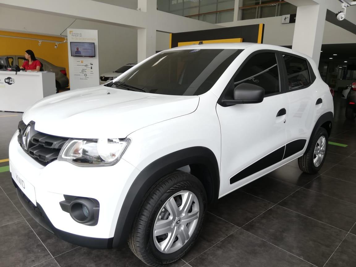 Renault Kwid Zen 2020 Mt 1.0 - $ 33.990.000 en Mercado Libre