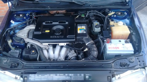 renault laguna rxe 2.0 16v motor volvo n7q