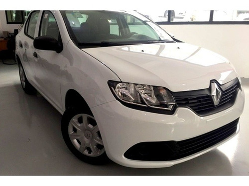 renault logan 1.0 12v authentique sce 4p completo 0km2018