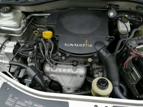 renault logan 1400 cc aa full 2010