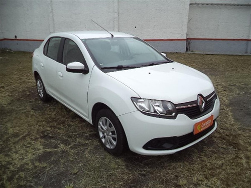 renault logan 1.6 16v sce flex expression avantage manual