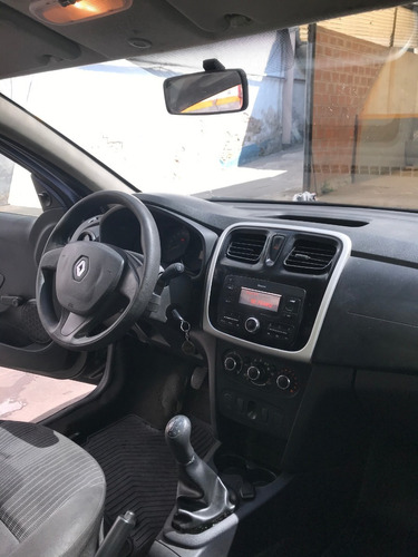 renault logan 1.6 authentique 85cv nac gnc