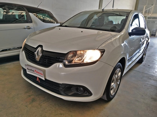 renault logan 1.6 authentique modelo 2015
