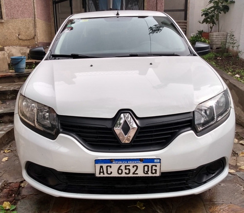 renault logan 1.6 authentique plus 85cv 2018
